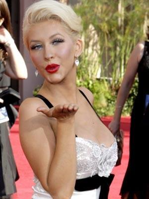 Christina Aguilera, dpa
