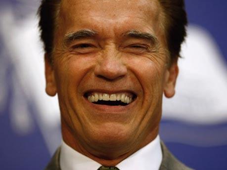 Arnold Schwarzenegger, AFP
