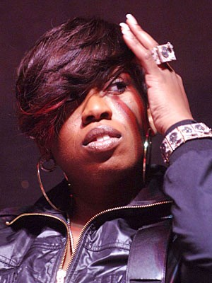 Missy Elliot, Getty Images