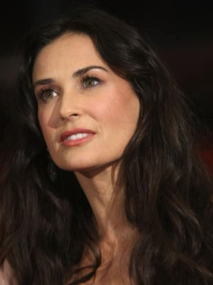 Demi Moore, Getty Images