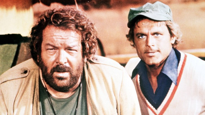 Bud Spencer: Hello Again: Bud Spencer und Terence Hill.