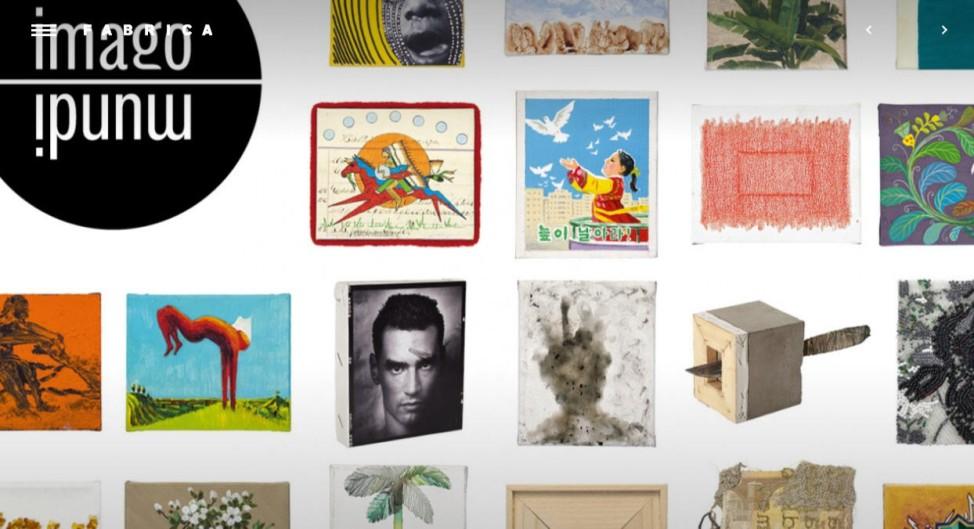 Screenshot imagomundiart.com