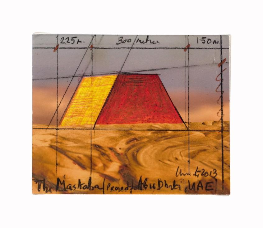 "Christo: ""The Mastaba"""