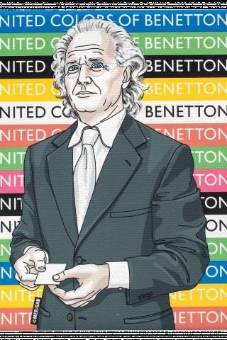 Luciano Benetton - Designyours 2013, Österreich, Gabor Bachmann