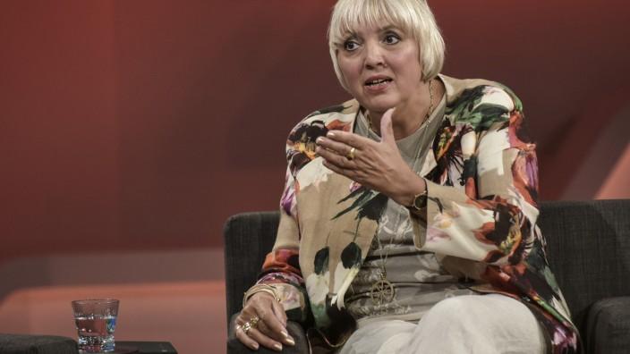 "Claudia Roth zu Gast bei ""Menschen bei Maischberger""."