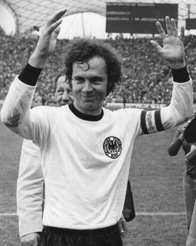 Franz Beckenbauer - WM 1974