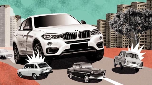 Auto-Trend SUV: Illustration: Bene Rohlmann