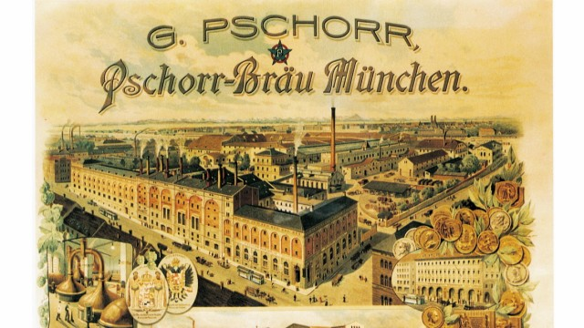 Stadtführung: An der Bayerstraße war früher das Areal von Hacker und Pschorr. Heute ist dort das Europäische Patentamt.