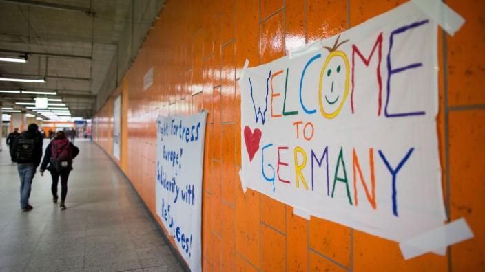 Flüchtlinge in Dortmund erwartet