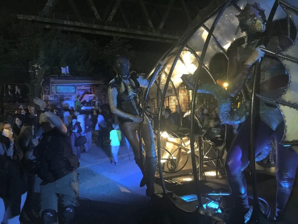 Robodonien Köln Odonien Roboter