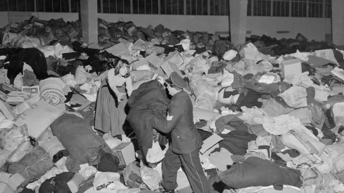 Hilfe für Ungarn, 1956