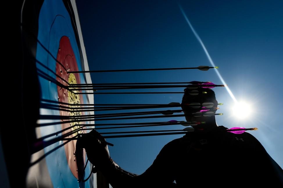 Archery Challenge - Aquece Rio Test Event for the Rio 2016 Olympics