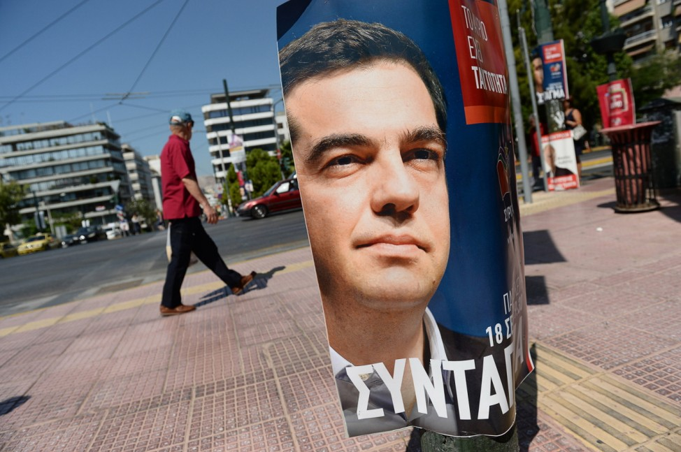 Elections in Greece