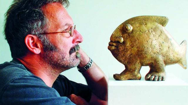 Bildhauer Max Wagner