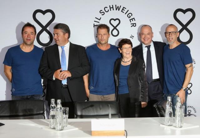 Til Schweiger Foundation Launch Press Conference