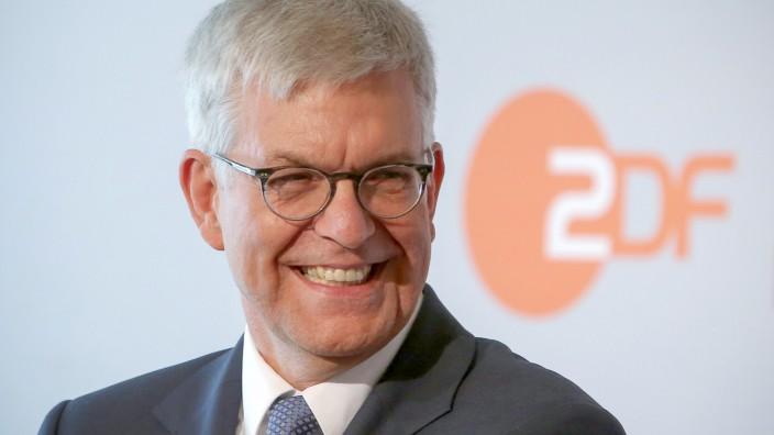 Pressekonferenz nach Sitzung des ZDF-Fernsehrates