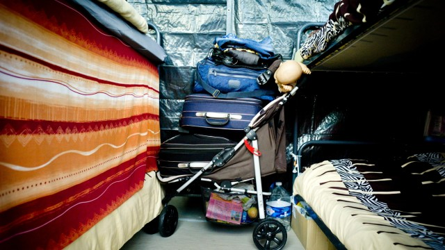 Miesbach: Füchtlings-Unterkunft