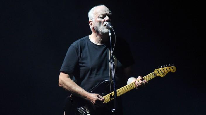 Einziges Deutschlandkonzert von David Gilmour