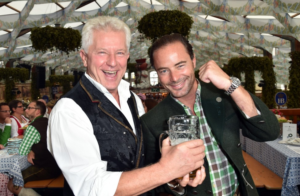 Celebrities At Oktoberfest 2015 - Day 1