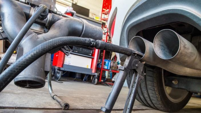VW stoppt Dieselwagen-Verkauf in den USA