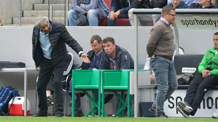 Fußball, 1.Bundesliga,Saison 2015/2016, 19.09.2015,1.FC Köln - Borussia Mönchengladbach,