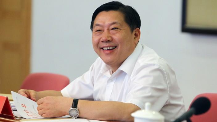 Lu Wei, Chinas neuer Internet Chef