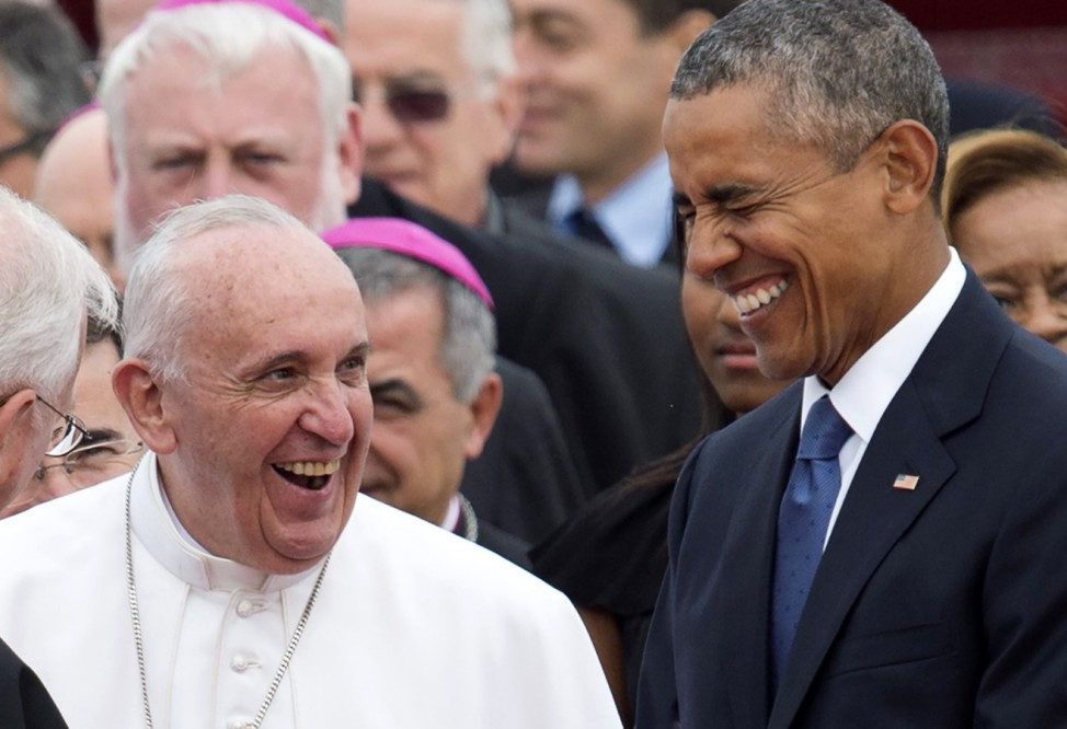 Papst Franziskus in den USA