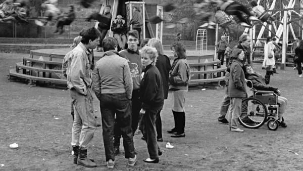 Volkspark am Weinbergsweg 1987