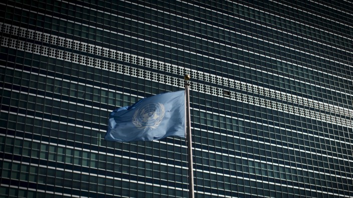 Wider Image: Inside The United Nations Headquarters