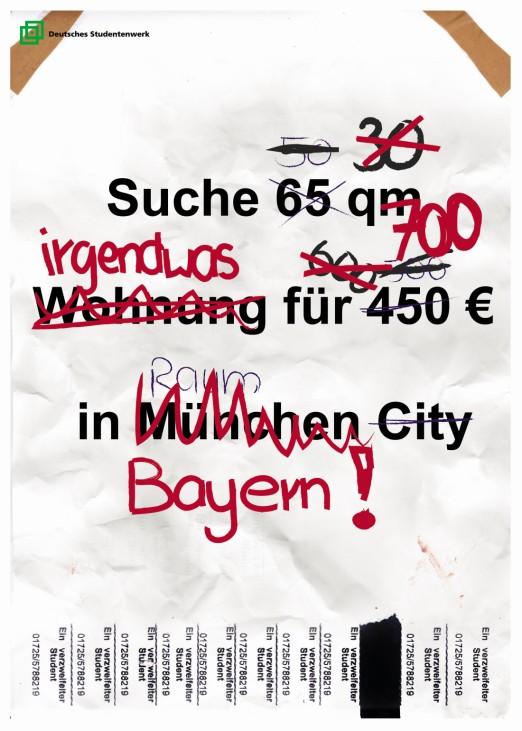 """""""Suche irgendwas in Bayern"""""""