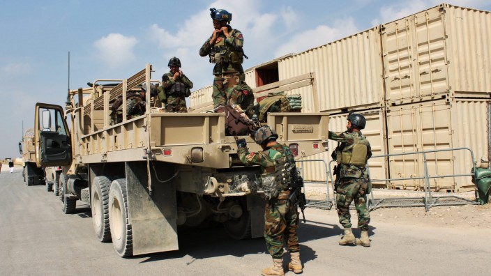 Taliban fighters take over most of Kunduz