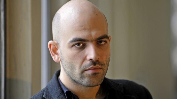 Literaturdienst - Mafia-Kritiker Roberto Saviano