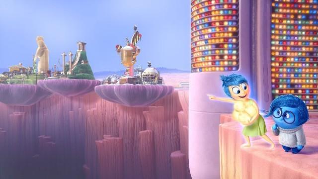 alles steht kopf film inside out disney pixar