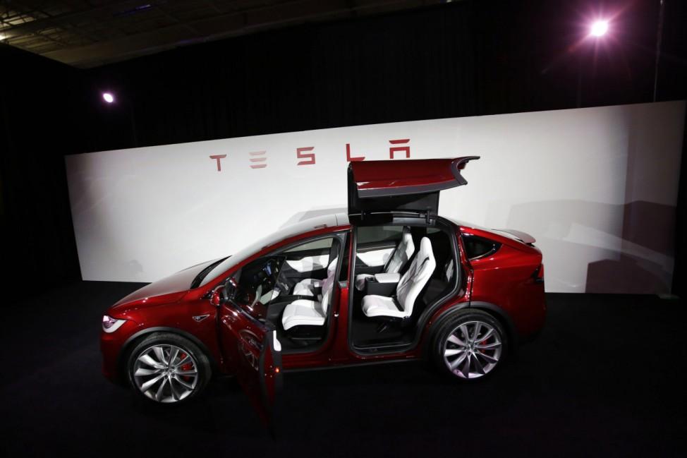 Telsa, Model X