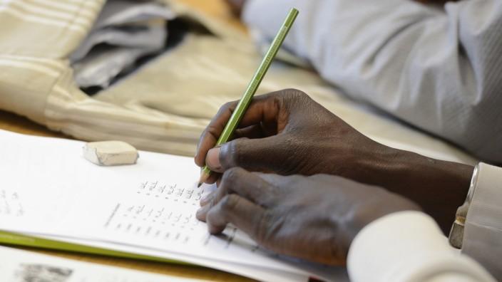 Weiter Sprachkurse für Flüchtlinge