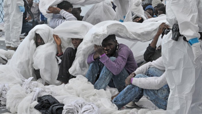 "Flüchtlingsmission der ´Schleswig-Holstein"""