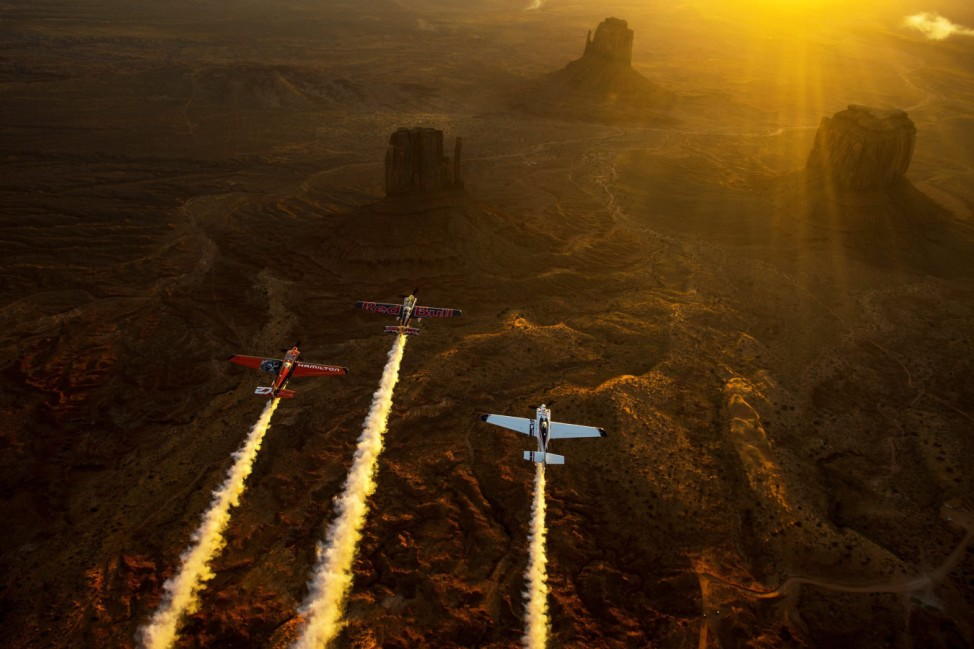 Red Bull Air Race World Championship 2015 - Monument Valley