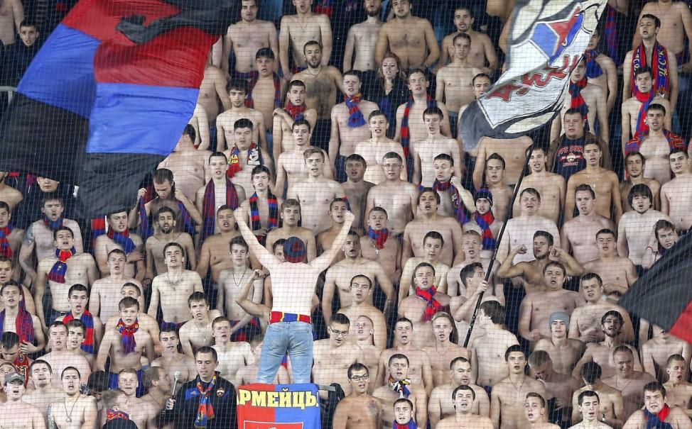 CSKA Moscow vs PSV Eindhoven