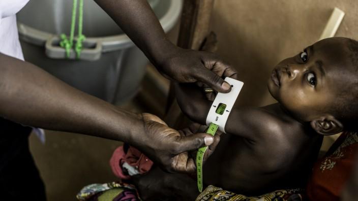 Millenniums-Entwicklungsziele laufen in einem Jahr aus