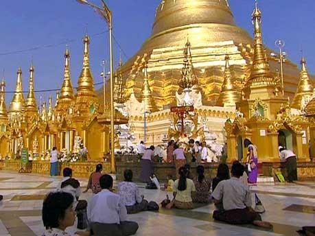 Birma, dpa