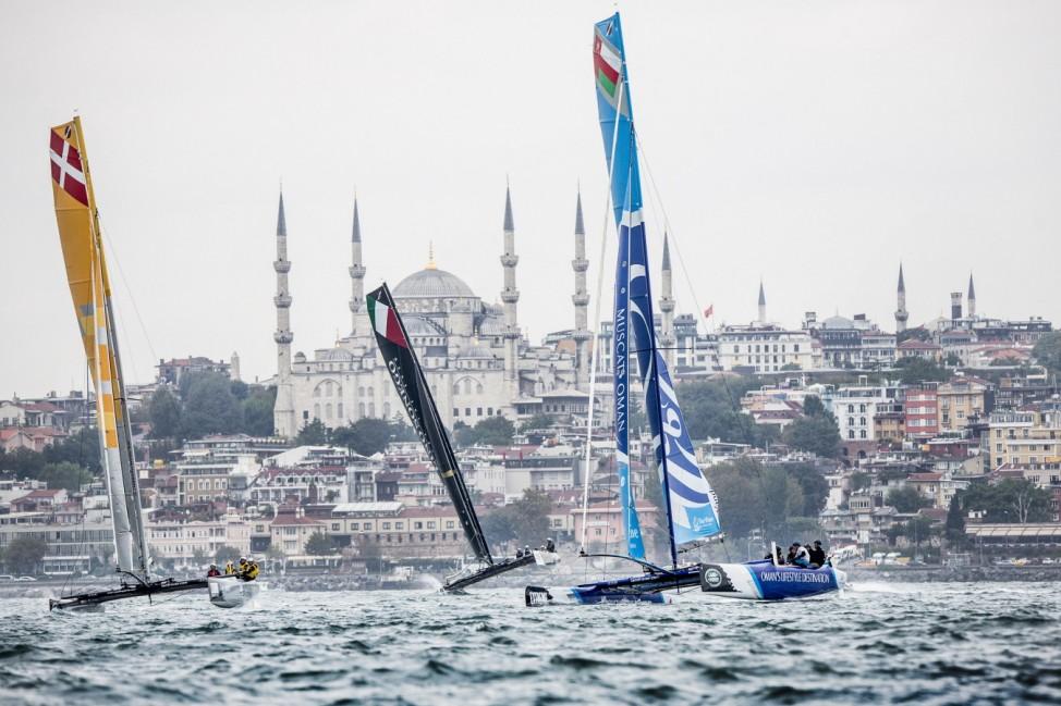 Extreme Sailing Series 2015