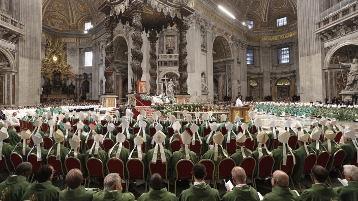 XVI Ordinary Meeting of the Synod of Bishops