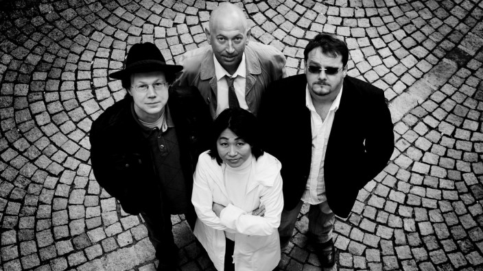 Die Band Rubbersoul