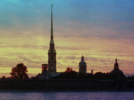 Sankt Petersburg, AP