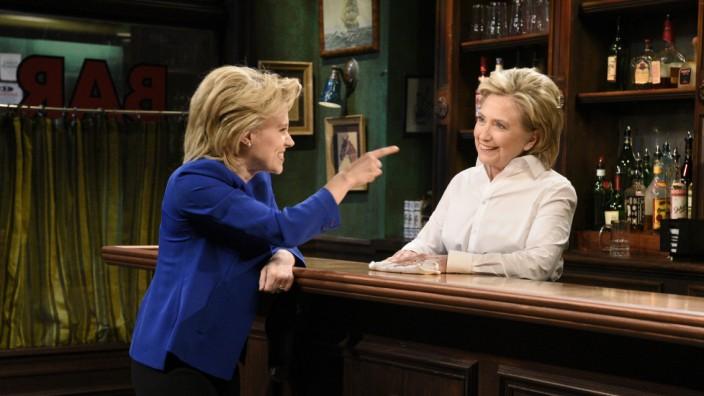Hillary Rodham Clinton, Kate McKinnon