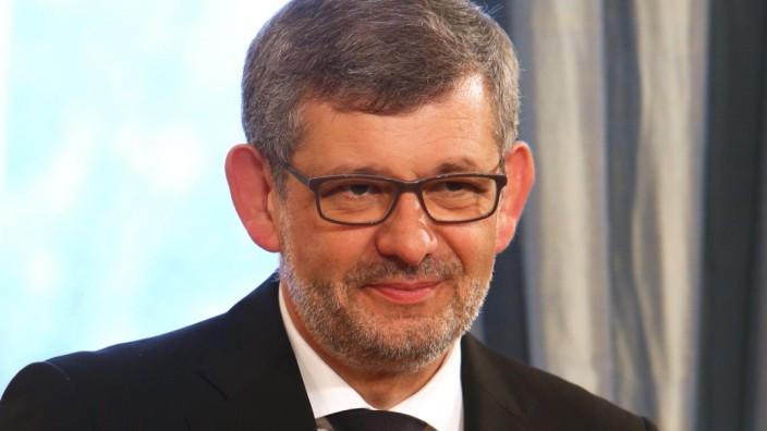 Neujahrsempfang Bundespraesident