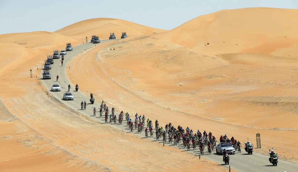 Cycling - Abu Dhabi Tour 2015