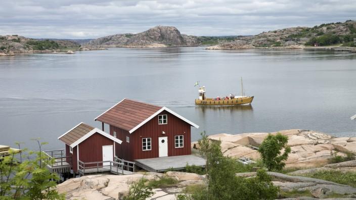 Schaeren in Bohuslaen Schweden Bohuslaen skerries in Bohuslaen Sweden Bohuslaen BLWS381961