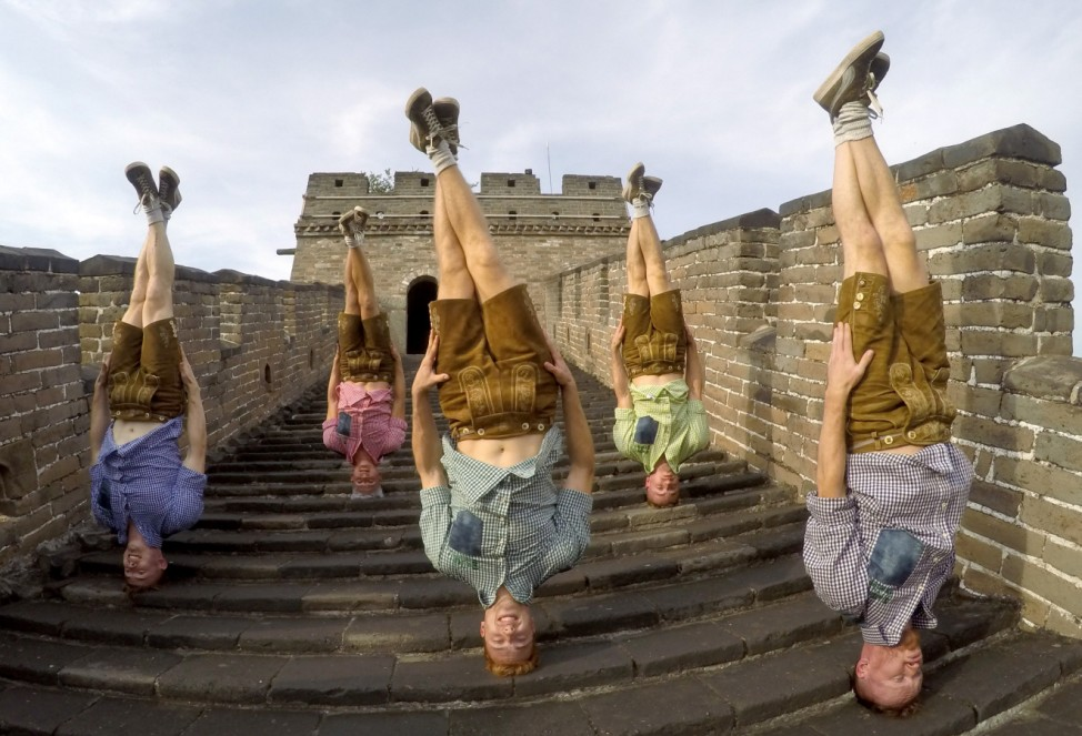 Breakdance-Gruppe gewinnt in China