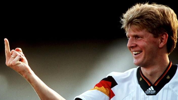 Fussball: Stefan Effenberg